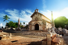 Village Altos de Chavon Royalty Free Stock Photography