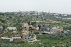 Village arabe Photographie stock libre de droits