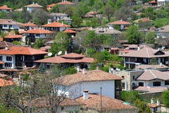 Village of Arbanasi in Bulgaria Royalty Free Stock Photo