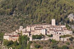 The village of arrone Stock Photos