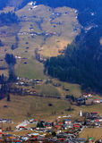Village in Austria Stock Photo