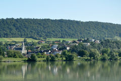 Village autrichien Photo stock