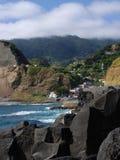 Village avec du charme Porto DA Cruz images libres de droits