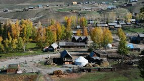 Village Baihaba Stock Image