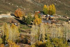 Village Baihaba image libre de droits