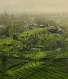 Village. In bandung indonesia west java stock photo