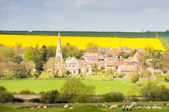 Village of Barrowden Northamptonshire England Stock Photography