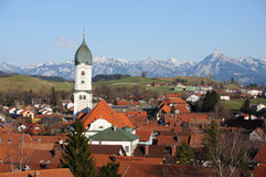 Village in Bavaria, Germany Stock Photos