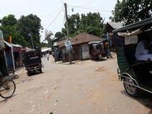 Bazaar. Village Bazaar in Narail Bangladesh Stock Image