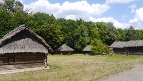 Village. Beautiful pictures taken in Ukraine stock images
