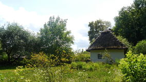 Village. Beautiful pictures taken in Ukraine Royalty Free Stock Photo