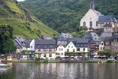 Village of Beilstein, Mosel Valley Royalty Free Stock Photo