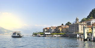 Village of Bellagio Royalty Free Stock Images