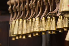 Village bells Royalty Free Stock Photo