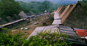 Village Bena Stock Image