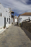 Village Betancourt in Fuerteventura, Canary Islands Royalty Free Stock Image