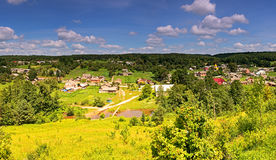 The village Blee. Ukraine Stock Images