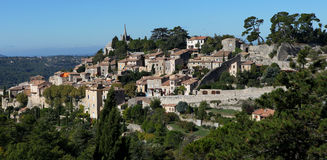 Village of Bonnieux, Luberon, Provence, France Royalty Free Stock Photos
