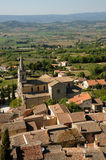 Village of Bonnieux in Provence Stock Images