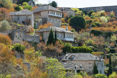 Village in Bosnia and Herzegovina Stock Images