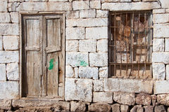 Village of Bosra Stock Images