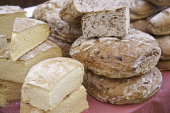 Village Bread Royalty Free Stock Photography