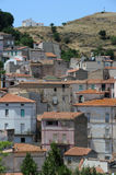 The village of Britti on the island of Sardinia Royalty Free Stock Photos