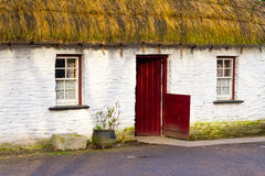 Village of Bunratty Folk Park Royalty Free Stock Image