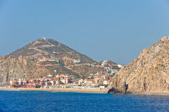 Village of Cabo San Lucas Royalty Free Stock Image