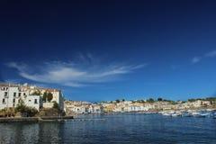 Village of Cadaqués Stock Photography
