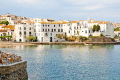Village Cadaques, Spain Royalty Free Stock Photography
