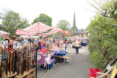 Village Carnival, Ashover, Derbyshire. Royalty Free Stock Image