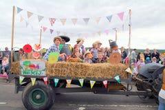 Village Carnival. Stock Photos
