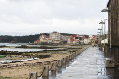 Village of Carril Royalty Free Stock Photos