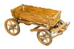 Village cart Royalty Free Stock Image