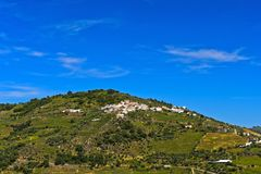Village Casal de Loivos Στοκ Εικόνες