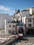 Village of Casarabonela-Andalusia-Spain-Europe Royalty Free Stock Photo