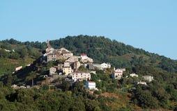 Village in Casinca Stock Photos
