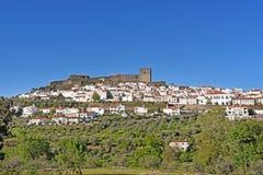 Village of Castelo de Vide, Alentejo Region, Portugal royalty free stock photography
