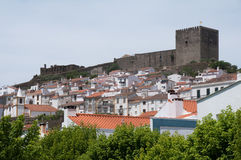 Village of Castelo de Vide, Portugal Stock Photography