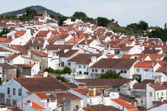 Village of Castelo de Vide, Portugal Stock Photo