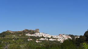 Village of Castelo de Vite, Stock Image
