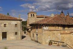 Village of Catalañazor, Soria province, Castilla y León, Spain. View of the Village of Catalañazor, Soria province, Castilla y León, Spain Stock Image