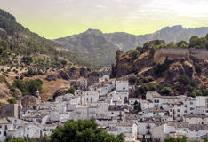 Village of Cazorla Royalty Free Stock Photography