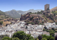 Village of Cazorla Royalty Free Stock Photo