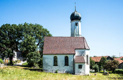 Village Chapel Royalty Free Stock Images