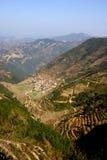 village chinois Photos stock