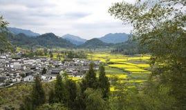 Village chinois Image libre de droits