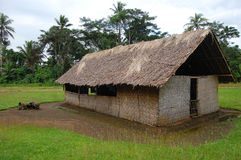 Village church in Papua New Guinea Stock Photography
