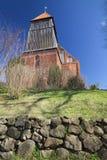Village Church In Reinberg Stock Photos